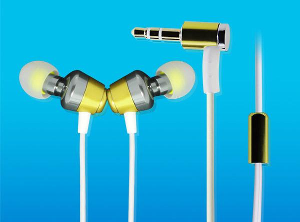 订制金属耳机LS-EJ-030