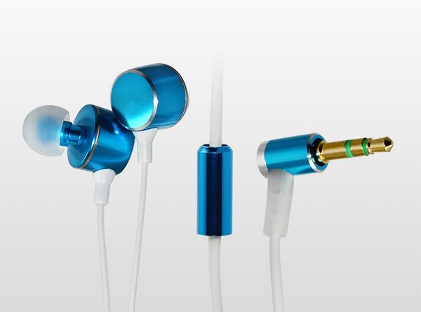 双单元金属入耳式耳机LS-EJ-054