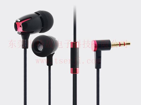 金属耳机LS-EJ-099