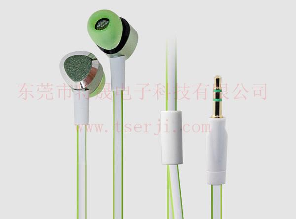 扁线金属耳机LS-EJ-105