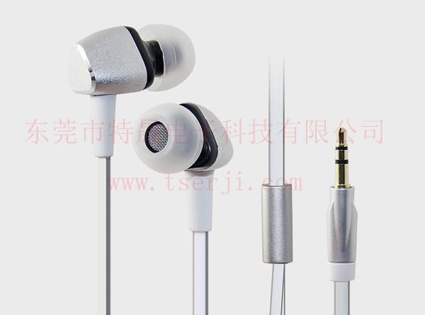 金属耳机LS-EJ-107