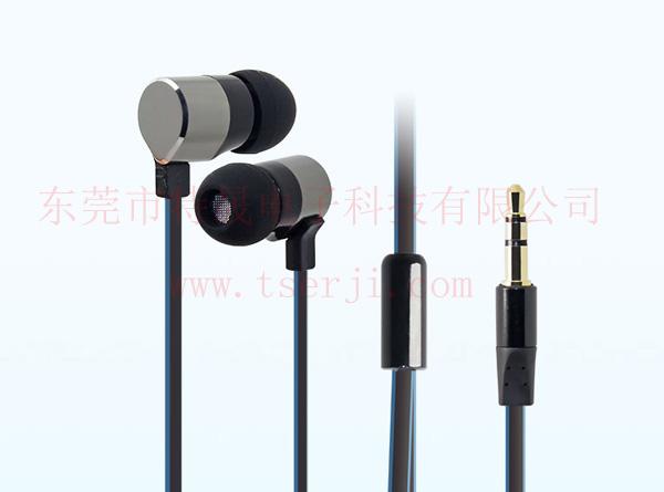 重低音金属耳机LS-EJ-111