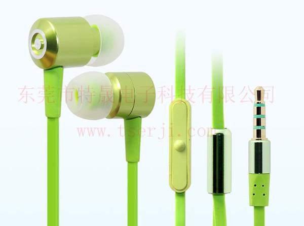 LS-EM-081入耳式手机免提耳机生产厂家