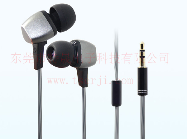 入耳式重低音金属耳机LS-EJ-115