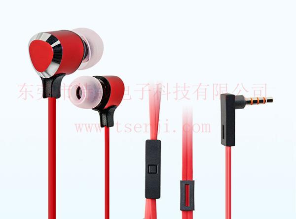 LS-EM-108 面条线免提手机耳机批发厂家