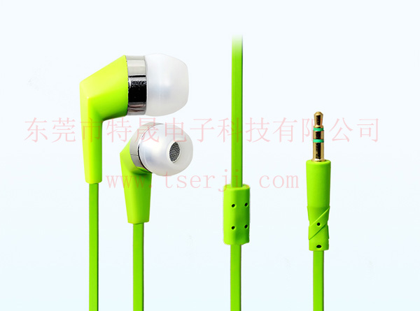 LS-EP-049 入耳式MP3有线耳机 塑胶耳壳