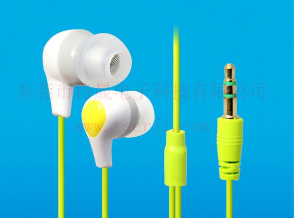 LS-EP-050 入耳式塑胶音乐耳机 重低音