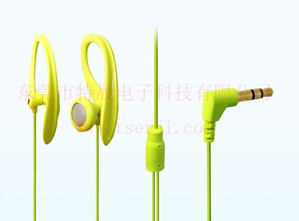 LS-TD-017 耳挂式MP3有线耳机