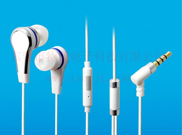 LS-EM-070B 入耳式手机语音免提耳机
