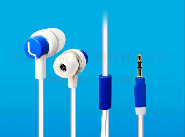 LS-EP-038 入耳式塑胶MP3耳机