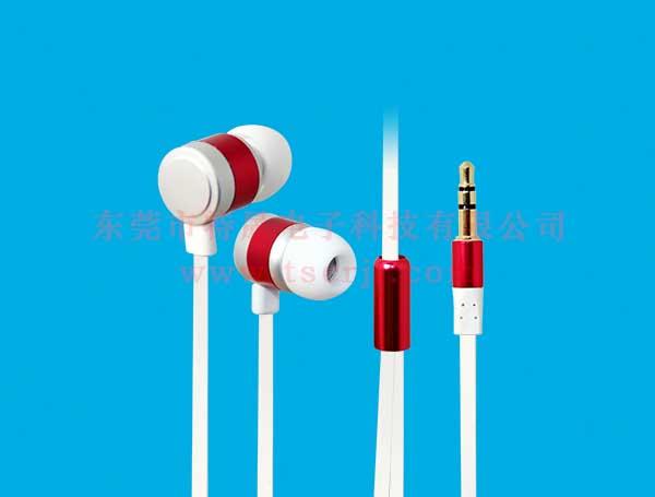LS-EJ-145 入耳式金属耳机 可镭雕LOGO