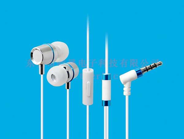LS-EM-178 入耳式金属免提手机耳机