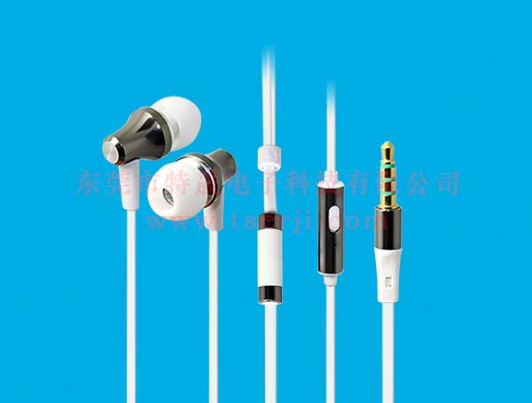 LS-EM-182 入耳式智能机免提耳机