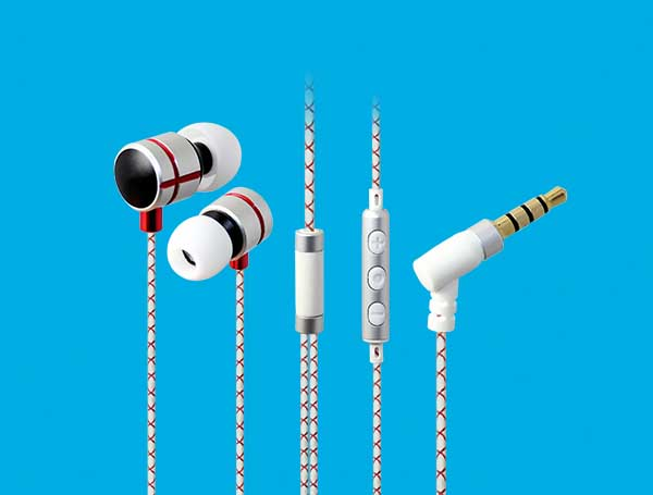 LS-EM-183A 入耳式花线免提耳机