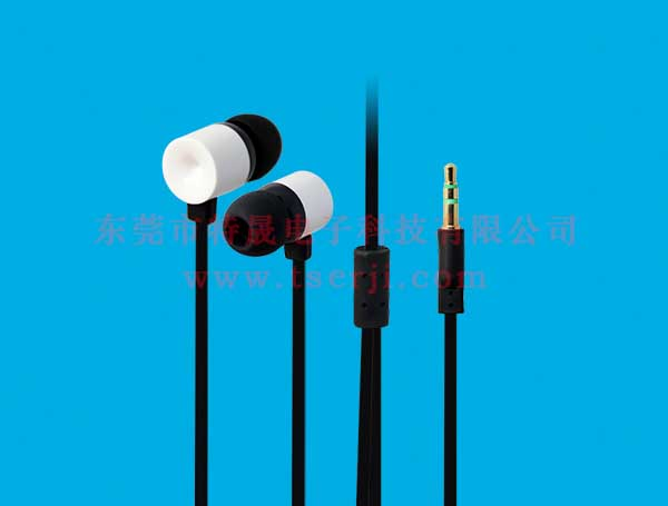 LS-EP-076 入耳式MP3塑胶耳机 重低音