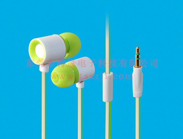 LS-EP-078 入耳式面条线MP3耳机