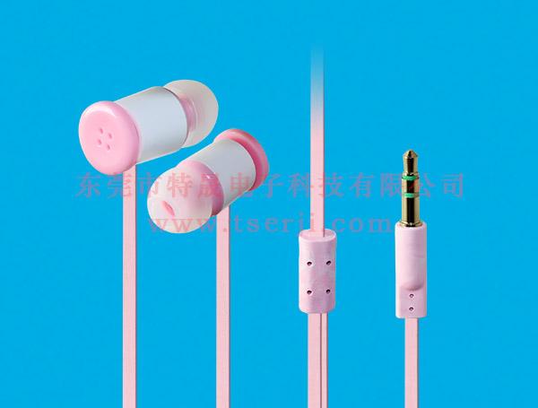 LS-EP-080B 入耳式立体声MP3耳机