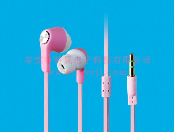LS-EP-079B 入耳式MP3耳机 面条线