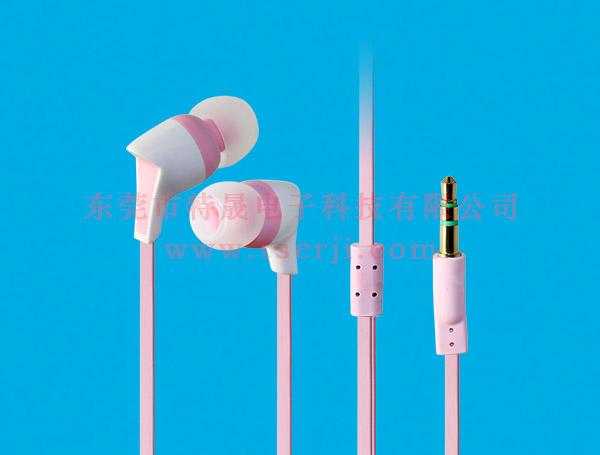 LS-EP-083C 入耳式MP3耳机 双声道立体声