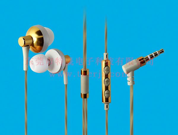 LS-EM-188 入耳式免提手机耳机 带万能线控