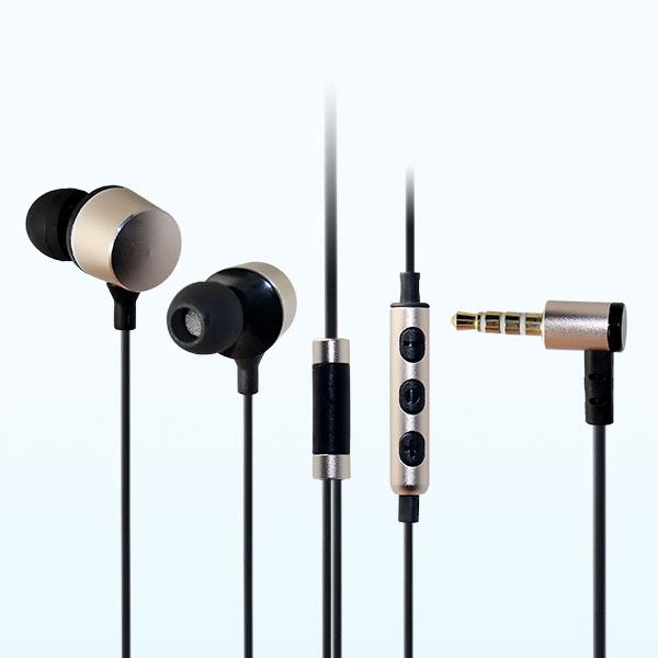 LS-EM-140I 骨传导重低音耳机 金属震动耳机