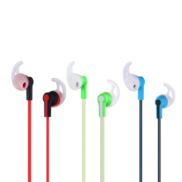 LS-EM-263  手机MP3通用音乐耳机线控入耳耳机