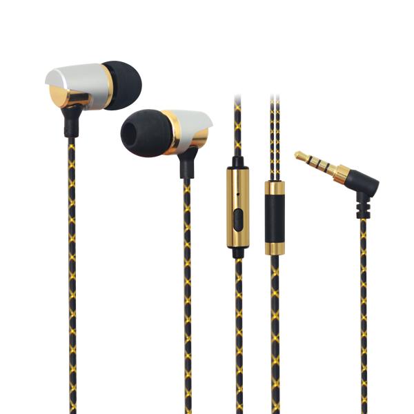 LS-EM-271 耳机耳塞入耳式手机线控带麦