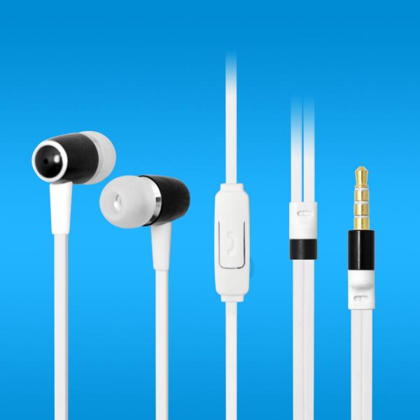 LS-EM-275 厂家直销黑白两色高清通话音乐耳机
