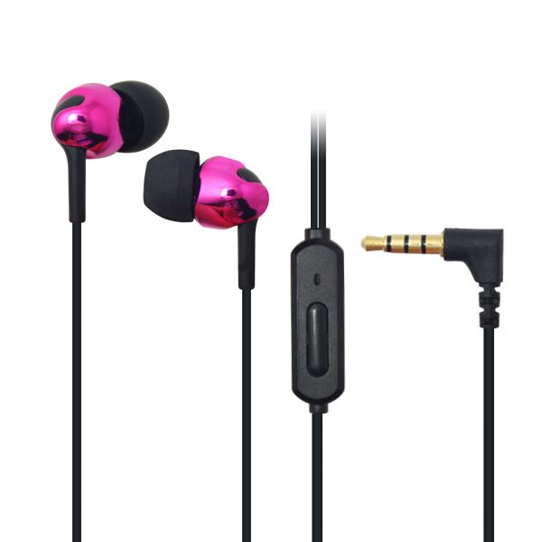 LS-EM-328 手机智能耳机线控带麦耳塞独特设计耳壳
