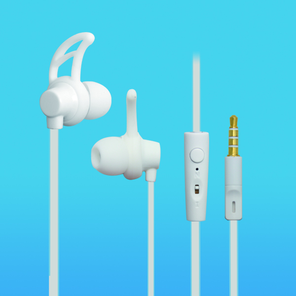 LS-EM-331 独特设计风格耳撑入耳式带麦耳机