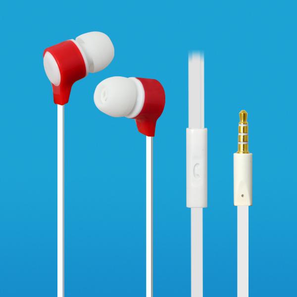 LS-EM-359 促销带麦手机耳机适用于智能手机系列