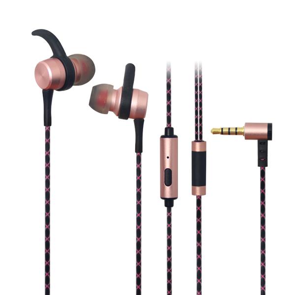 LS-EM-369 热卖金属免提耳机
