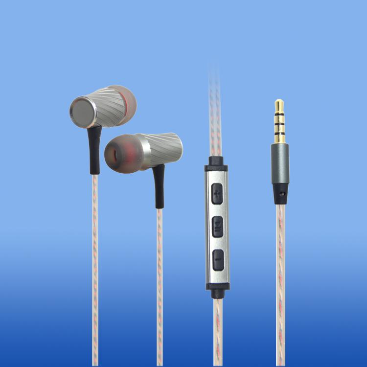 LS-EM-432 独创入耳式免提耳机带接听挂断