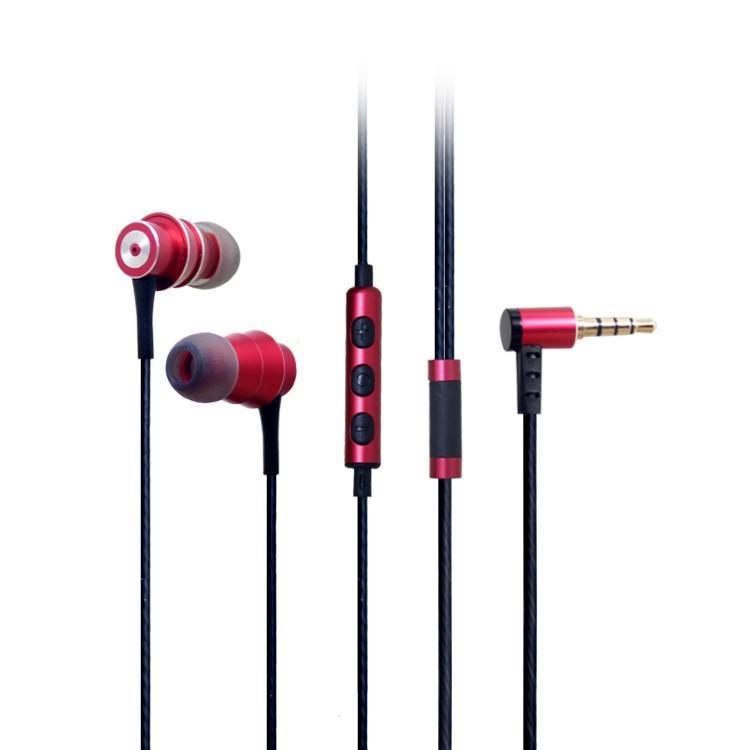 LS-EM-467 双单元金属免提耳机兼容安卓苹果手机