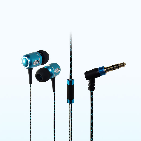 LS-EJ-155  hot selling metallic earphone factory supply