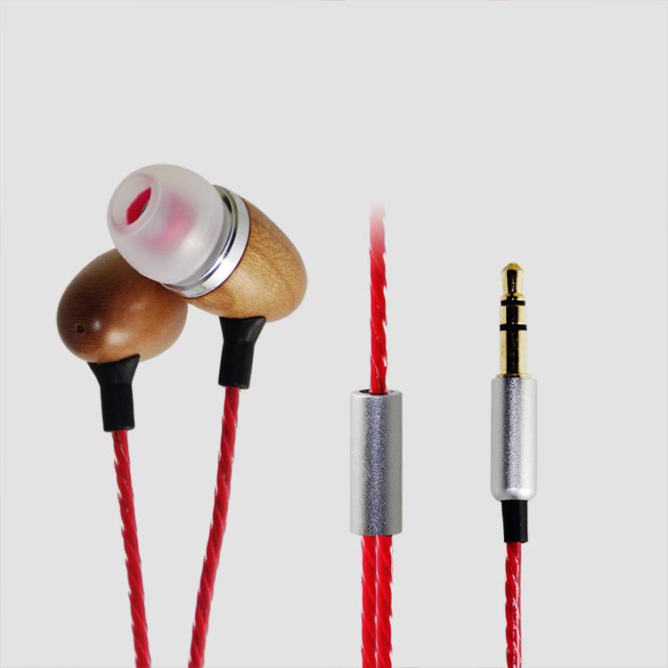 LS-EMT-002 木制木头金属耳机