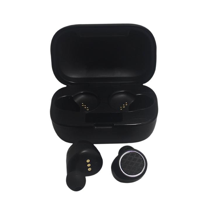 LS-LY-198,真无线TWS蓝牙耳机5.0入耳式触摸运动带数显蓝牙耳机