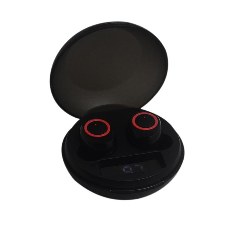LS-LY-200,新款tws蓝牙耳机5.0 立体声双耳通话耳塞式 无线耳机