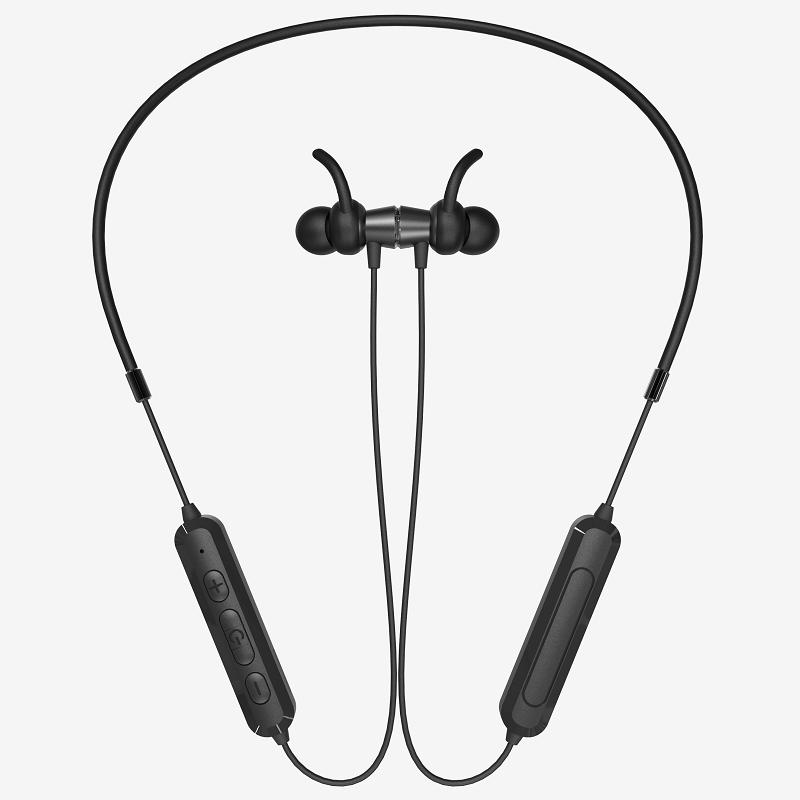 金属磁吸蓝牙耳机LS-LY-204